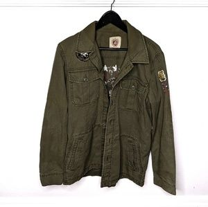Women's Military Lucky Brand Jacket